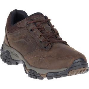 メレル メンズ シューズ・靴 ハイキング・登山 Merrell Moab Adventure Lace Shoe Dark Earth|fermart-shoes