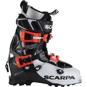 スカルパ レディース シューズ・靴 スキー・スノーボード Scarpa Gea RS Boot White / Black / Flame|fermart-shoes