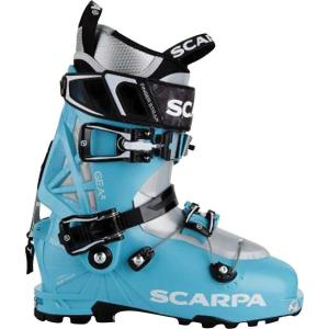 スカルパ レディース シューズ・靴 スキー・スノーボード Scarpa Gea Boot Scuba Blue|fermart-shoes