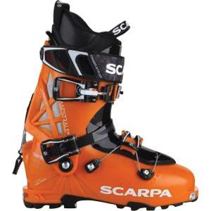 スカルパ メンズ シューズ・靴 スキー・スノーボード Scarpa Maestrale Boot Orange|fermart-shoes