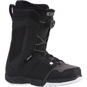 ライド メンズ シューズ・靴 スキー・スノーボード Ride Jackson Snowboard Boot Black|fermart-shoes