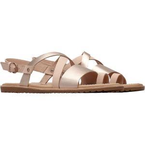 ソレル Sorel レディース サンダル・ミュール シューズ・靴 Ella Criss Cross Sandal Natural Tan|fermart-shoes