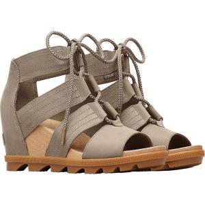 ソレル Sorel レディース サンダル・ミュール シューズ・靴 Joanie II Lace Sandal Sage|fermart-shoes