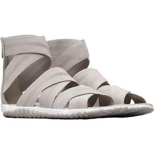ソレル Sorel レディース サンダル・ミュール シューズ・靴 Out N About Plus Strap Sandal Dove|fermart-shoes