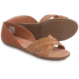 ロケットドッグ Rocket Dog レディース サンダル・ミュール シューズ・靴 Jenkins Sandals - Vegan Leather Tan|fermart-shoes