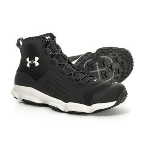 アンダーアーマー Under Armour メンズ シューズ・靴 ハイキング・登山 Speedfit Mid Hiking Boots Black/Smoke/Smoke fermart-shoes