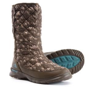 ザ ノースフェイス The North Face レディース ブーツ シューズ・靴 ThermoBall Button-Up Snow Boots - Insulated Stcknswp/Tpstrb fermart-shoes