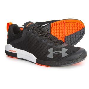 アンダーアーマー Under Armour メンズ シューズ・靴 フィットネス・トレーニング Charged Legend Training Shoes Rhino Gray/White/Black|fermart-shoes