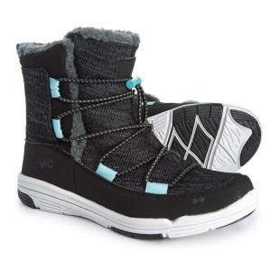 ライカ ryka レディース ブーツ ウインターブーツ シューズ・靴 Aubonne Winter Boots Black fermart-shoes