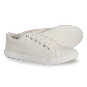 ロケットドッグ Rocket Dog レディース スニーカー シューズ・靴 Campo Canvas Sneakers White Canvas|fermart-shoes