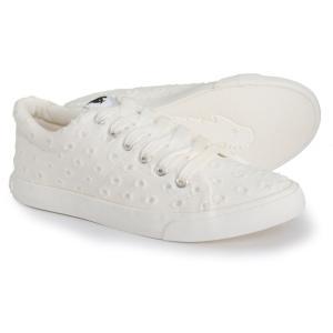 ロケットドッグ Rocket Dog レディース スニーカー シューズ・靴 Campo Canvas Sneakers White Daytona Cotton|fermart-shoes