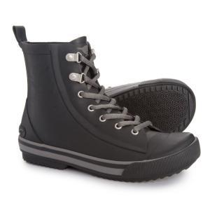 ロケットドッグ Rocket Dog レディース レインシューズ・長靴 シューズ・靴 Raindrop Ankle Rainboots Black|fermart-shoes