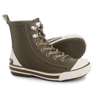 ロケットドッグ Rocket Dog レディース レインシューズ・長靴 シューズ・靴 Raindrop Ankle Rainboots Olive|fermart-shoes