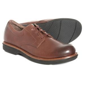 ダンスコ Dansko メンズ 革靴・ビジネスシューズ シューズ・靴 Josh Plain-Toe Oxford Shoes - Leather Mahogany fermart-shoes
