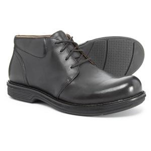 ダンスコ Dansko メンズ ブーツ シューズ・靴 Jake Chukka Boots - Leather Black Antiqued fermart-shoes