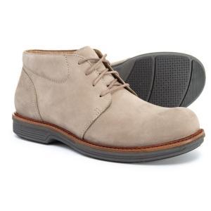 ダンスコ Dansko メンズ ブーツ シューズ・靴 Jake Chukka Boots - Leather Taupe Milled fermart-shoes