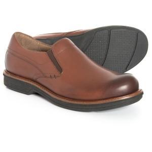 ダンスコ Dansko メンズ シューズ・靴 Jackson Shoes - Leather Mahogany fermart-shoes
