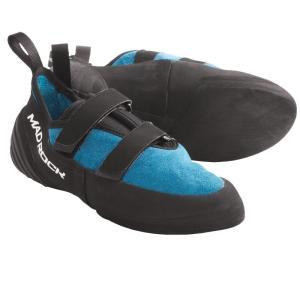 マッドロック レディース シューズ・靴 クライミング Onsight Climbing Shoes Aqua|fermart-shoes