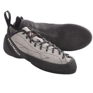 マッドロック メンズ シューズ・靴 クライミング Phoenix Climbing Shoes Grey/Black|fermart-shoes