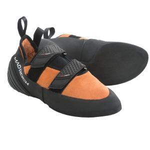 マッドロック レディース シューズ・靴 クライミング Flash Climbing Shoes Orange|fermart-shoes