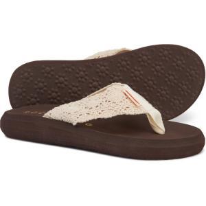 ロケットドッグ Rocket Dog レディース ビーチサンダル シューズ・靴 Comfort Flip-Flops Natural|fermart-shoes