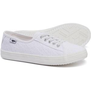 ロケットドッグ Rocket Dog レディース スニーカー シューズ・靴 Chow Chow Lucky Eyelet Sneakers White Lucky Eyelet|fermart-shoes