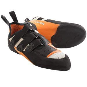 マッドロック Mad Rock レディース シューズ・靴 クライミング Demon 2.0 Climbing Shoes White/Orange/Black|fermart-shoes