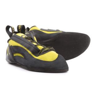 ラスポルティバ La Sportiva レディース シューズ・靴 クライミング Solution Climbing Shoes White/Yellow|fermart-shoes