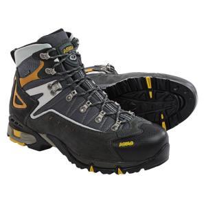 アゾロ メンズ シューズ・靴 ハイキング・登山 Flame Gore-Tex Hiking Boots - Waterproof Graphite/Gunmetal fermart-shoes