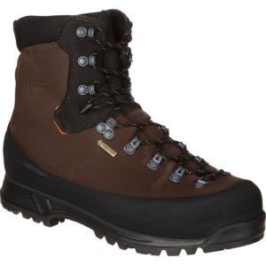 アク AKU メンズ 登山 シューズ・靴 Utah Top GTX Backpacking Boot Brown|fermart-shoes
