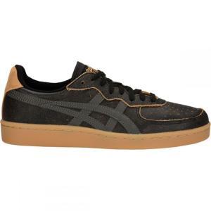 アシックス Asics メンズ スニーカー シューズ・靴 Onitsuka Tiger GSM Shoes Dark Sepia/Dark Sepia|fermart-shoes