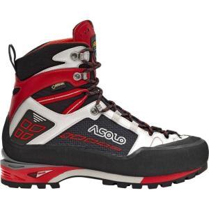 アゾロ メンズ シューズ・靴 ハイキング・登山 Freney XT GV Mountaineering Boots Black/Silver|fermart-shoes
