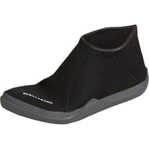 ビラボン メンズ シューズ・靴 サーフィン Tahiti 2mm Reef Walker Booties Black|fermart-shoes