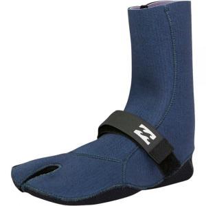 ビラボン Billabong レディース シューズ・靴 サーフィン 5mm Salty Daze Bootie Blue Swell|fermart-shoes