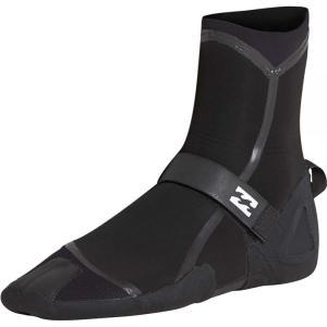 ビラボン メンズ シューズ・靴 サーフィン 5mm Furnace Carbon Ultra Split Toe Boots Black|fermart-shoes