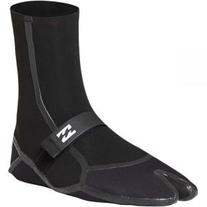 ビラボン Billabong メンズ シューズ・靴 サーフィン Furnace Carbon Comp 5mm Boots Black|fermart-shoes