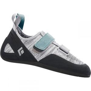 ブラックダイヤモンド Black Diamond レディース シューズ・靴 クライミング Momentum Climbing Shoe Aluminum|fermart-shoes