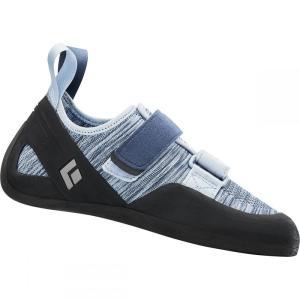 ブラックダイヤモンド レディース シューズ・靴 クライミング Momentum Climbing Shoe Blue Steel|fermart-shoes