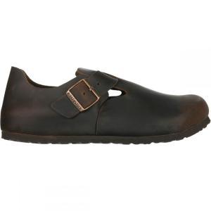 ビルケンシュトック メンズ シューズ・靴 スリッポン London Shoes Habana Oiled Leather|fermart-shoes