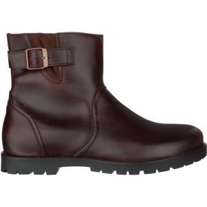 ビルケンシュトック レディース ブーツ シューズ・靴 Stowe Leather Boot Espresso Leather|fermart-shoes
