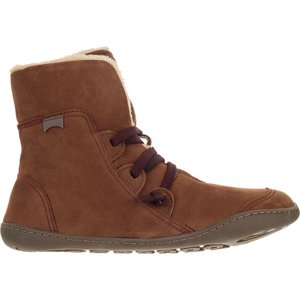 カンペール Camper レディース ブーツ シューズ・靴 Peu Cami Casual Boot Medium Brown fermart-shoes
