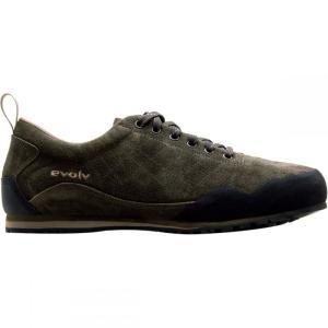 イボルブ Evolv メンズ シューズ・靴 Zender Approach Shoes Forest|fermart-shoes