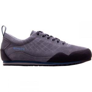 イボルブ Evolv メンズ シューズ・靴 Zender Approach Shoes Gunmetal|fermart-shoes
