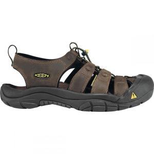 キーン KEEN メンズ シューズ・靴 サンダル Newport Sandal Bison|fermart-shoes