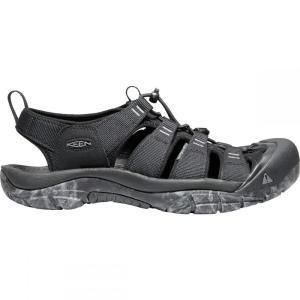 キーン KEEN メンズ サンダル シューズ・靴 Newport H2 Sandals Black/Swirl Outsole|fermart-shoes