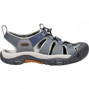 キーン KEEN メンズ サンダル シューズ・靴 Newport H2 Sandals Steel Grey/Paloma|fermart-shoes