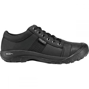 キーン KEEN メンズ シューズ・靴 ビジネスシューズ Austin Casual Shoe Black|fermart-shoes