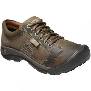 キーン KEEN メンズ シューズ・靴 Austin Shoes Brindle/Bungee Cord|fermart-shoes