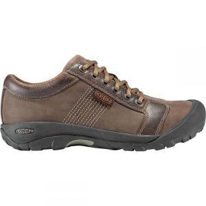 キーン KEEN メンズ シューズ・靴 ビジネスシューズ Austin Casual Shoe Chocolate Brown|fermart-shoes