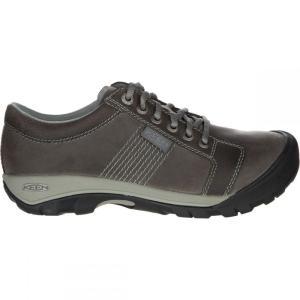 キーン メンズ シューズ・靴 スニーカー Austin Shoe Gargoyle/Neutral Gray|fermart-shoes